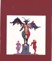 EXPOSITION NIKI DE SAINT PHALLE AU GRAND PALAIS SEPTEMBRE 2014 - Sculptures