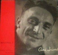 Le Père Aimé Duval -Récital 2 (25cm Format) - Special Formats