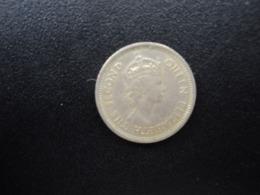 CARAÏBES ORIENTALES : 10 CENTS   1964    KM 5     TTB+ / SUP Patiné - Caribe Oriental (Estados Del)