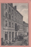 OLD POSTCARD - LUXEMBOURG -   ECHTERNACH - GRAND HOTEL DU CERF - Echternach