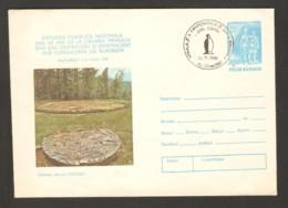 Romania 1980 Sovata - Chess Cancel On Printed Envelope - Chess