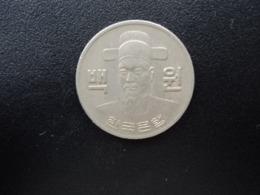 CORÉE DU SUD : 100 WON  1974    KM 9      SUP - Korea, South