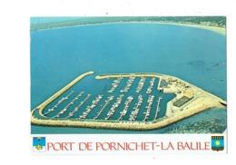 Cpsm - 44 - PORNICHET - Port - Seca - 1980 - Blason Coquille - Pornichet