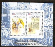 Grenade Grenada 1976 Yvertn° Bloc 51 *** MNH Cote 30 FF - Grenade (1974-...)