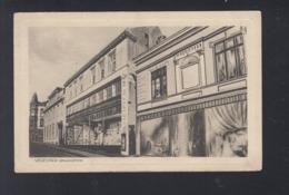 Dt. Reich AK Bremen Vegesack Bahnhofstrasse 1917 - Bremen