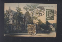 Dt. Reich AK Bocholt 1923 Nach Danzig - Allemagne