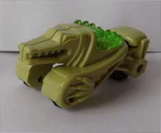FS228  Moto Crocodile - Steckfiguren