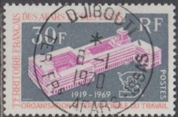 Afars Et Issas (Territoire Des) - N° 354 (YT) Oblitéré. Belle Oblitération De Djibouti. - Afars & Issas (1967-1977)