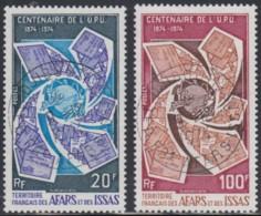 Afars Et Issas (Territoire Des) - N° 388 & 389 (YT) Oblitérés. Belles Oblitérations De Djibouti. - Afars & Issas (1967-1977)