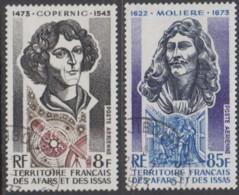 Afars Et Issas (Territoire Des) - Poste Aérienne N° 87 & 88 (YT) Oblitérés. Belles Oblitérations De Djibouti. - Afars & Issas (1967-1977)