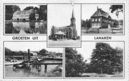 Lanaken  Groeten Uit Lanaken  L 1254 - Lanaken