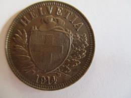 Suisse 1 Centime 1914 - Suisse