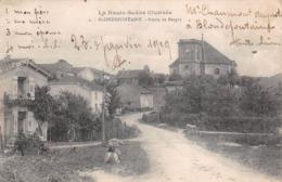 70 - Blondefontaine - Route De Barges - ( Eglise ) - Autres Communes