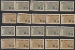 Europa Cept 1965 Turkey 2v (10x) ** Mnh (44833) - Europa-CEPT