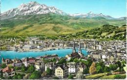 Luzern Und Pilatus. (Voir Commentaires) - LU Lucerne