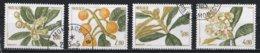 Monaco 1985 : Timbres Yvert Et Tellier N° 1467 - 1468 - 1469 Et 1470 Oblitérés. - Gebruikt