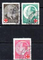 Yugoslavia 1936 Cancelled  At - Gebraucht