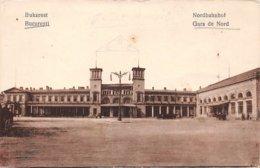 Roumanie - N°61414 - BUKAREST - Nordbahnhof - Gara De Nord - Roumanie