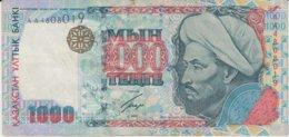 @Y@ Kazachstan  1000  Tenge  AA4808019  Circulatie - Kazakhstán