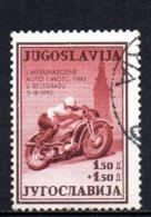 Yugoslavia 1939 Cancelled At - 1931-1941 Regno Di Jugoslavia