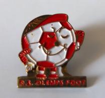 PIN S FOOTBALL AVEYRON OLEMPS FOOT - Calcio
