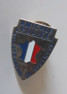 PIN S AVEYRON AMICALE POLICE VILLEFRANCHE DE ROUERGUE - Polizia