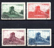 Yugoslavia 1939 Cancelled At - Gebraucht