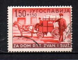 Yugoslavia 1940 Cancelled At - Gebraucht