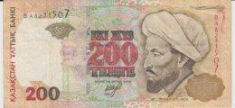 @Y@  Kazachstan  200  Tenge   BA8231507  Circulatie - Kazakhstan