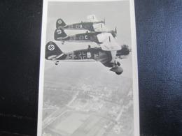 Photo Carte Unsere Luftwaffe Eine Keffe Sturzkampf-Einsitzer - 1939-1945: 2ème Guerre