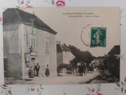 Polaincourt Bureau De Poste Haute Saône Franche Comté - France