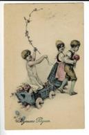 095 - ILLUSTRATEUR - Enfants - Kinderen - Künstlerkarten
