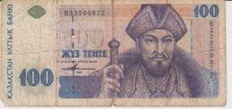 @Y@  Kazachstan  100  Tenge   B33500872  Circulatie - Kazakhstán