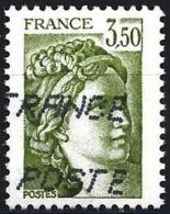France 1981 - Mi 2238 - YT 2121  ( Sabine Of Gandon ) - 1977-81 Sabine Van Gandon