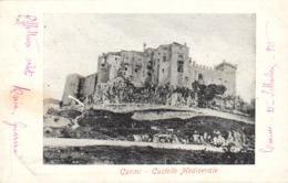 12357 - Carini - Castello Medioevale (Palermo) F - Catania