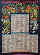 Luxemburger Postkalender  1950 - Postcards