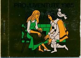 Suisse Carnet C1234 - Pro Juventute 1985 – 9.00 CHF = €8.30 - Contes De Fées - Postzegelboekjes