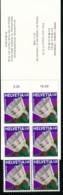 Suisse Carnet C1593 – Pro Juventute 1998 – CHF 12.70 = €11.60 – Oiseaux, Cloche - Markenheftchen