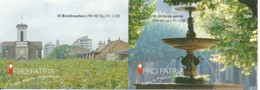 Suisse Carnet C1641 – Pro Patria 2000 – CHF 13.80 = €12.70 - Booklets