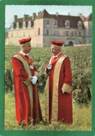 21 COTE D'OR) CONFRERIE DES CHEVALIERS DU TASTEVIN. DAGUIN Animation CPSM Année 1966 Photo R.MOISY - Dijon