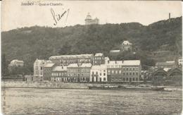 JAMBES - Quai Et Citadelle - Oblitération De 1907 - Namur
