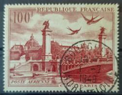 FRANCE 1949 - Canceled - YT PA 28 - 100F - 1927-1959 Oblitérés