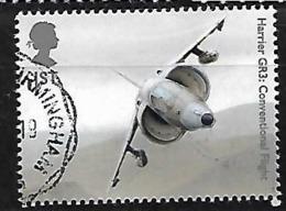 GB 2019 HARRIER JUMP JET AIRCRAFT GR3  50th ANNIV - 1952-.... (Elizabeth II)