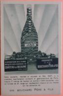 CARTE BOUCHARD ( BEAUNE ) - 21 - BOUTEILLE MANIFESTATION CULINAIRE PARIS 1927 - SCAN RECTO/VERSO - 5 - Beaune