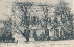 SAINTES - INSTITUTION MAGISTEL - Saintes