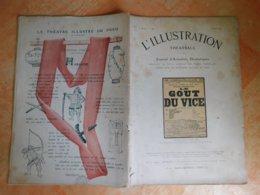 L'illustration Théatrale, 184, 17/06/1911, Publicité Michelin  (Box5) - Theater