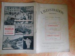 L'illustration Théatrale, 220, 24/08/1912, Publicité Michelin  (Box5) - Theater