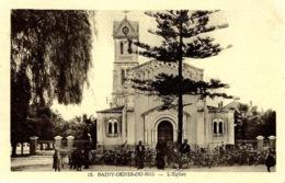 15- Saint-Denis-du-Sig - L'Eglise   Ed. Benladj - Altre Città