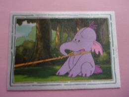 PANINI Winnie L'ourson Et L'éfélant Disney N°71 éléphant Elefante Elefant Elephant - Panini