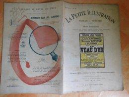 La Petite Illustration, Roman - Théatre, 25, 10/01/1914 Publicité Michelin  (Box5) - Theater